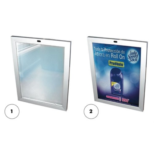 Magic Mirror Light Box