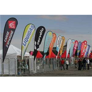 Flying Banner Stand