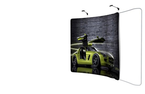 EZ Fabric Displays