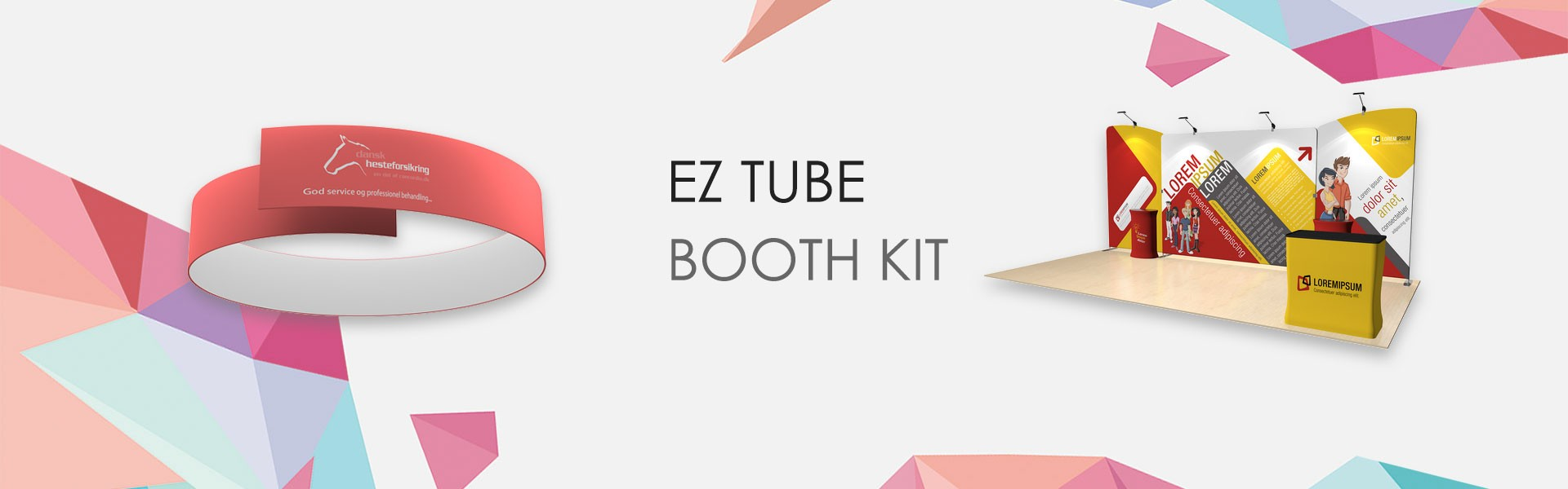 EZ Tube Booth Kits