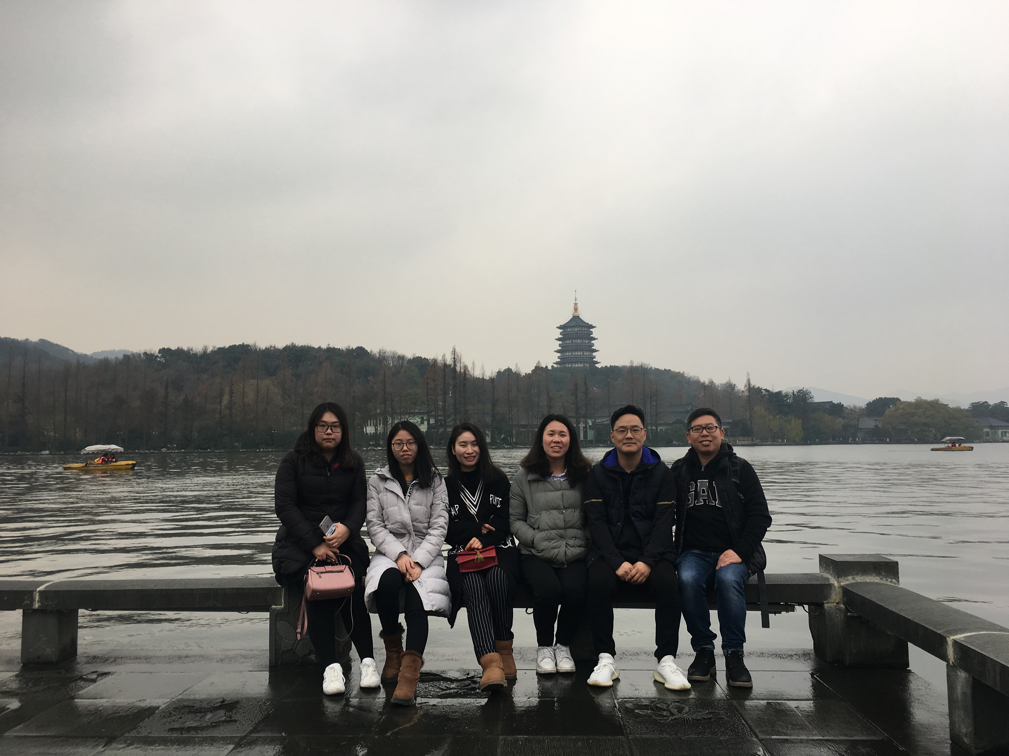 Sales Team Outing to HangZhou