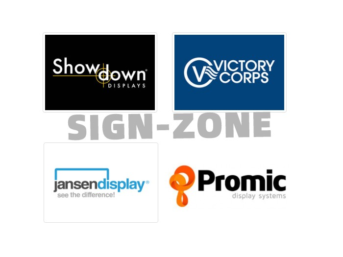 Sign-Zone Acquires Promic B.V. Display Systems
