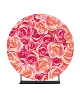Round Wedding Backdrop Stand Circle Photography Backdrop