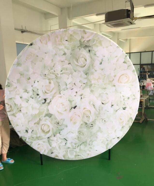Round Wedding Backdrop