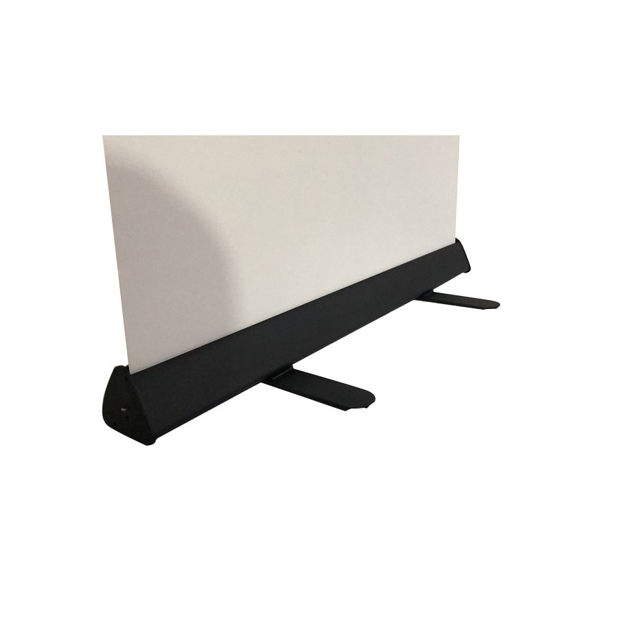 2020 New Triangle Retractable Banner Stand Black Color Manufacturers, 2020 New Triangle Retractable Banner Stand Black Color Factory, Supply 2020 New Triangle Retractable Banner Stand Black Color