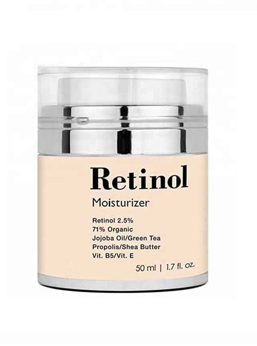 Retinol Moisturiser Cream Private Label Bulk Wholesale