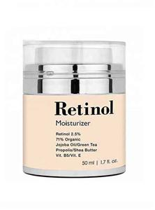 Retinol Moisturiser Cream Private Label Bulk Wholesale