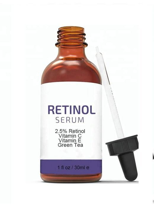 Anti Aging Retinol Serum Private Label Wholesale Bulk
