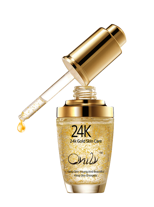Anti Aging 24K Gold Serum Private Label Wholesale