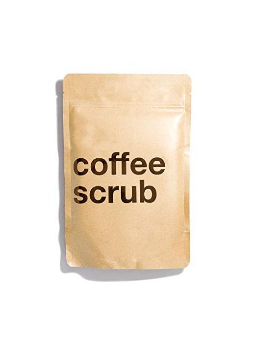 Private Label Natural Coffee Body Scrub supplier