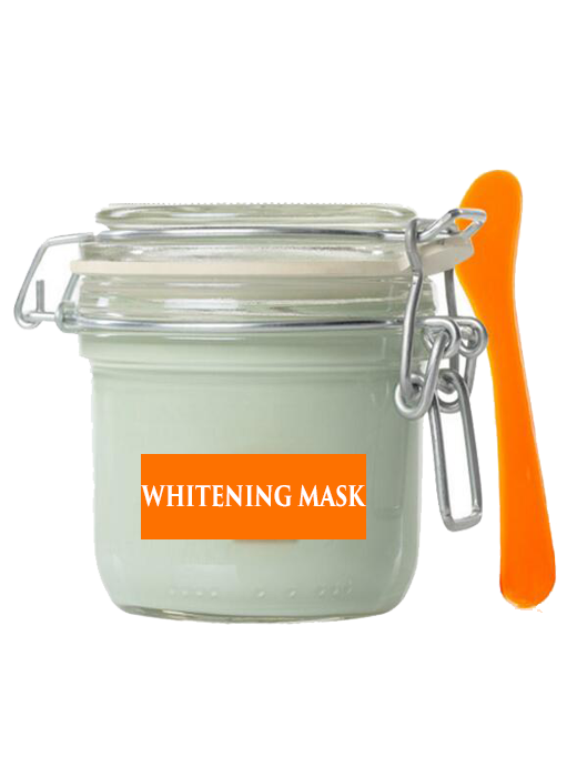 Private Label Beauty Skin Whitening Mask