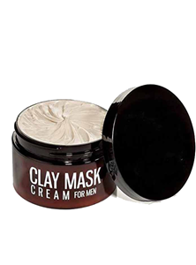 Private Label Facial Clay Mask supplier For Men