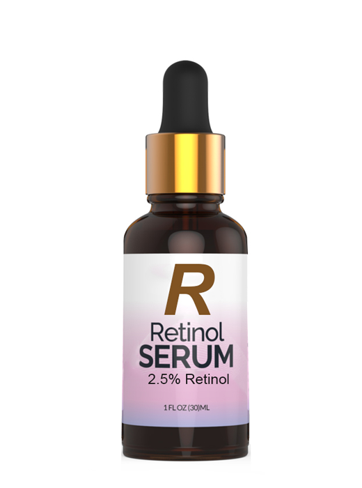 Private Label Anti Aging Retinol Serum bulk