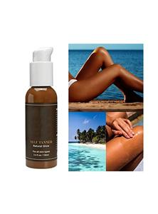 Private Label Self Tanner Sunless Tanning Cream supplier