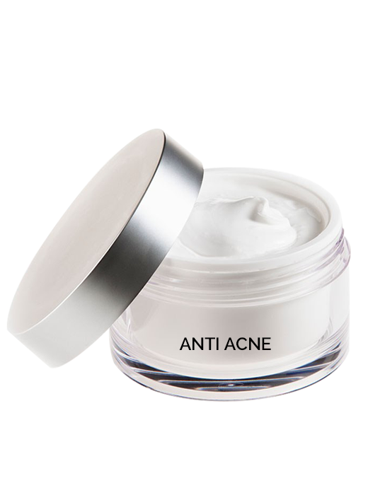 Private Label Herbal Anti Acne Face Cream