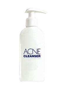 Private Label Natural Anti Acne Face Cleanser wholesale