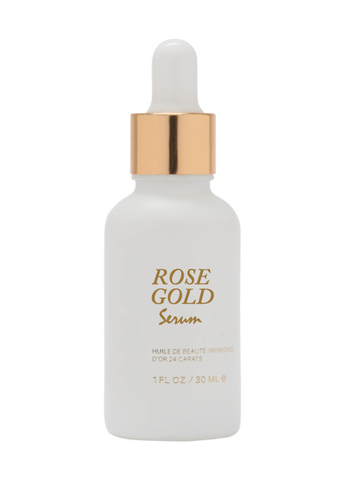 Private Label Anti Aging Rose Gold Serum
