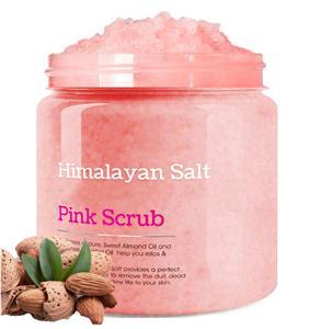 private label himalayan salt body scrub manufacturer