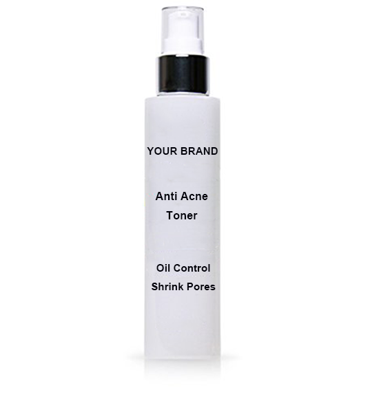 Anti Acne Face Toner Private Label Bulk Wholesale