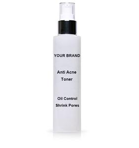Anti Acne Face Toner Private Label Bulk Wholesale