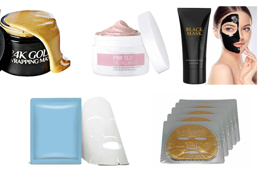 pink clay mask manufacturer