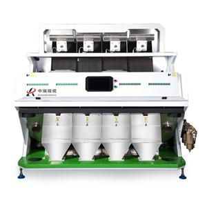 Soybean color sorter
