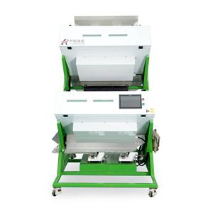 Green tea color sorter
