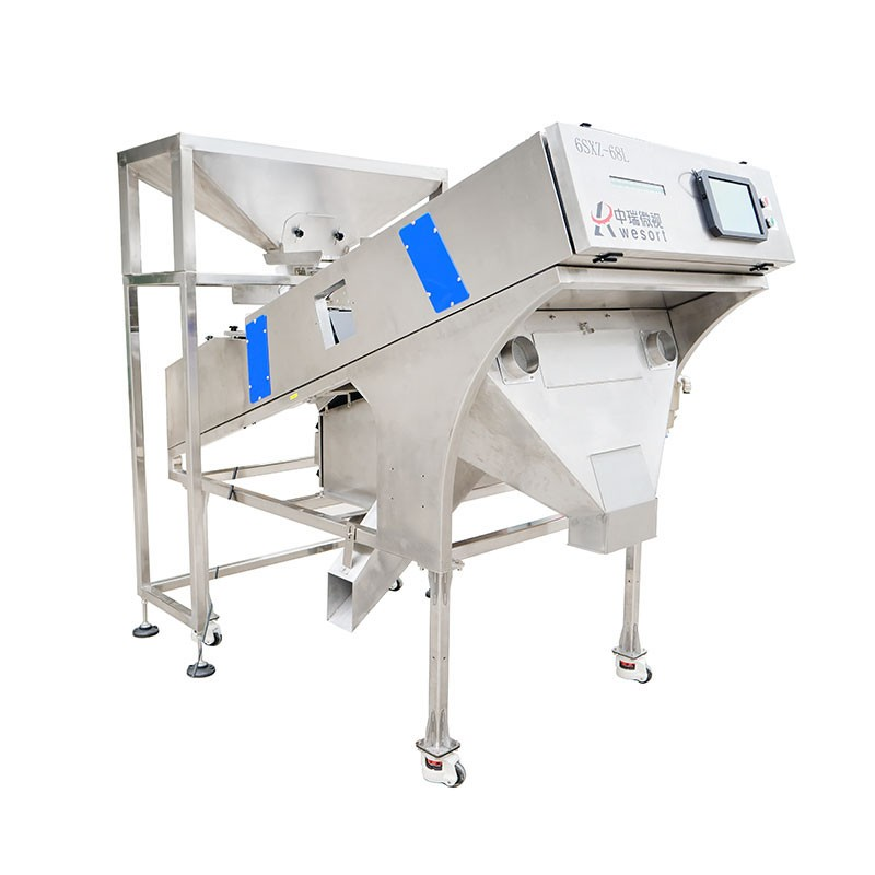 Seaweed color sorter