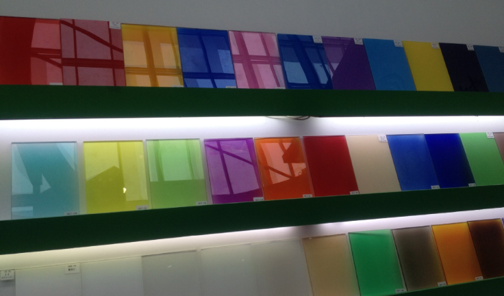 Colored Laminated Glass Manufacturers, Colored Laminated Glass Factory, Colored Laminated Glass