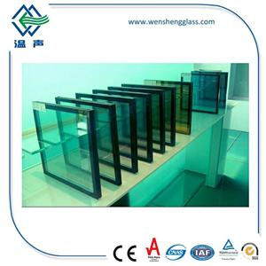 Triple Silver Lowe Insulated Glass