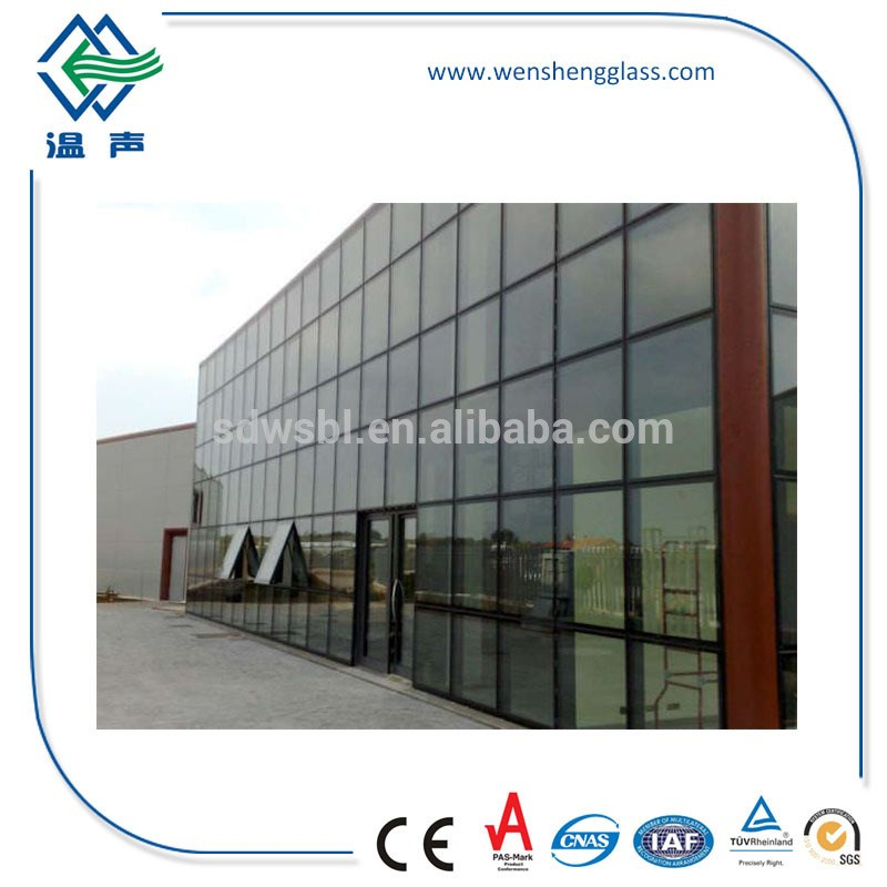 Curtain Wall Insulated Glass