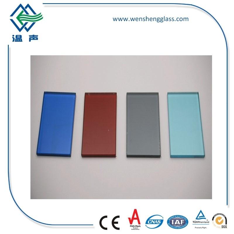 Grey Solar Glass