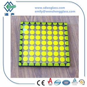 Silk Screen Printing Glass