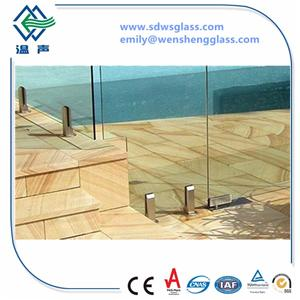 Swimming Pool Laminated Glass