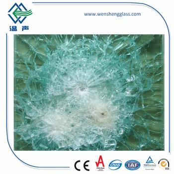 Laminated Bulletproof Glass