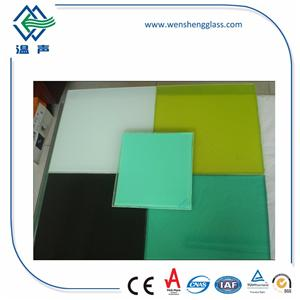 16.38mm Laminated Glass