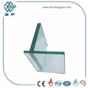 6.76mm Tempered Laminated Glass