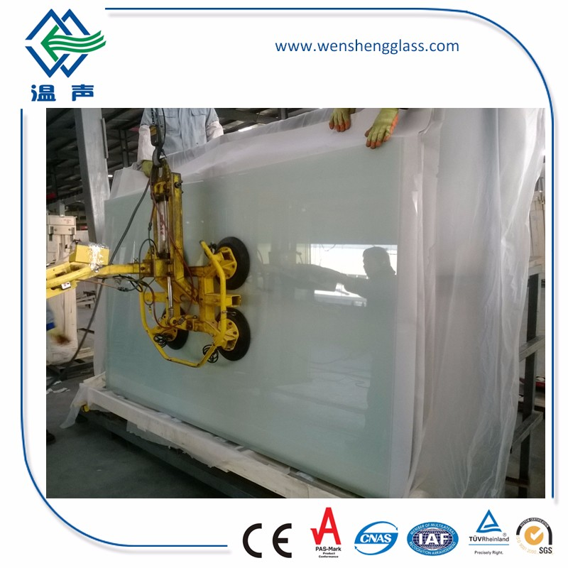 8.76mm Tempered Laminated Glass