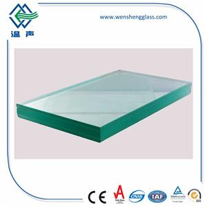 10.76mm Tempered Laminated Glass