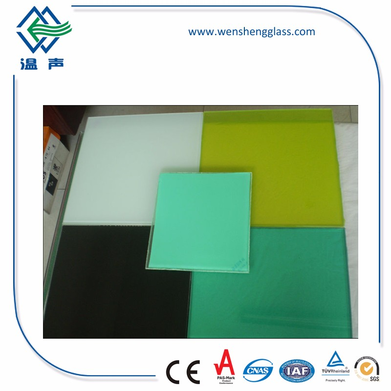 12.76mm Tempered Laminated Glass