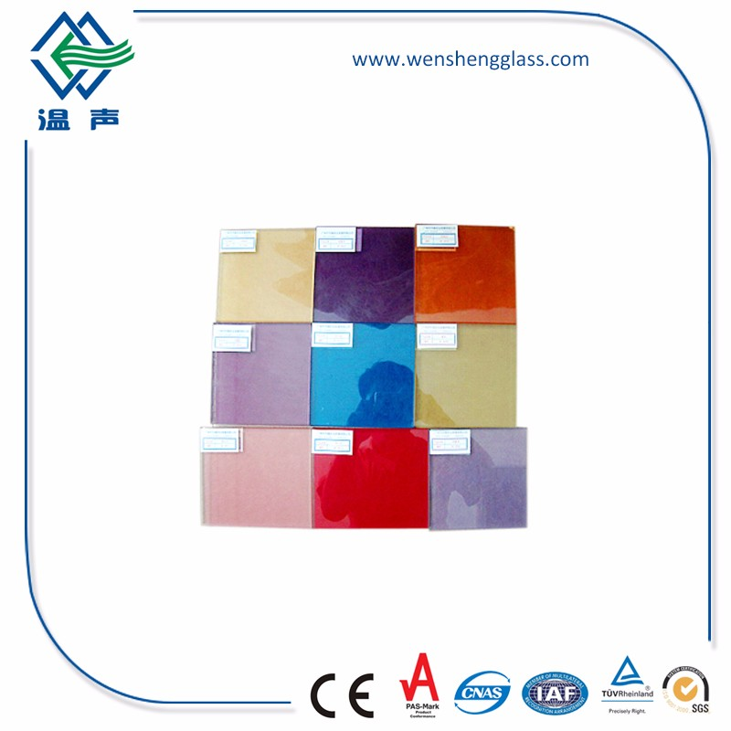High Temperature Bearing Stain Glass