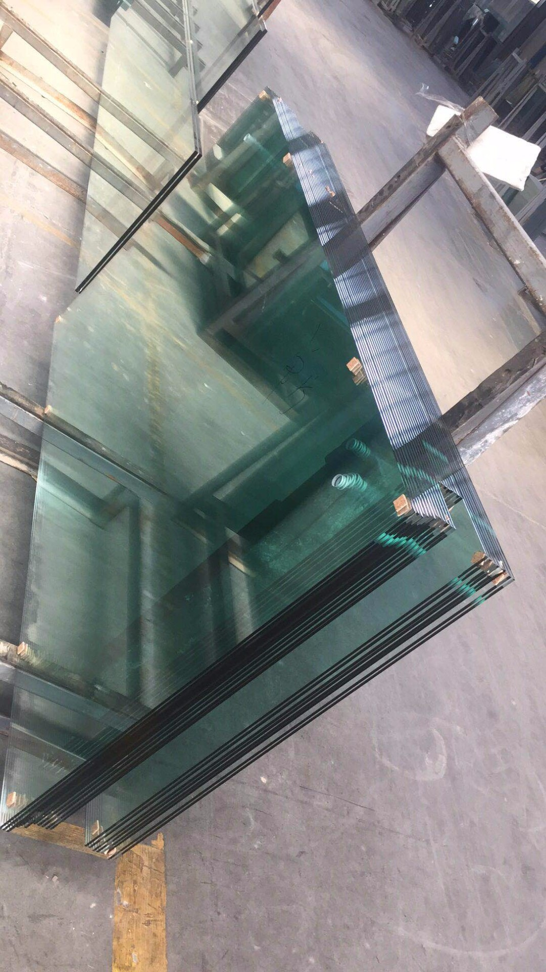 Ocean Blue Tempered Glass Manufacturers, Ocean Blue Tempered Glass Factory, Ocean Blue Tempered Glass