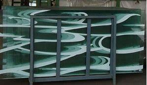 Karatachi Pattern Glass Manufacturers, Karatachi Pattern Glass Factory, Karatachi Pattern Glass