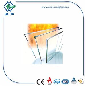 1hr Fire Rated Glass
