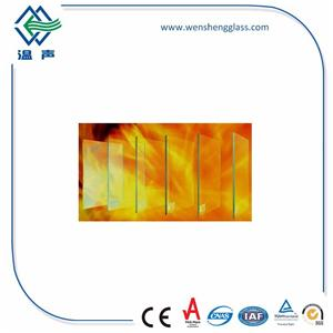 Single Piece Fire Rated Glass