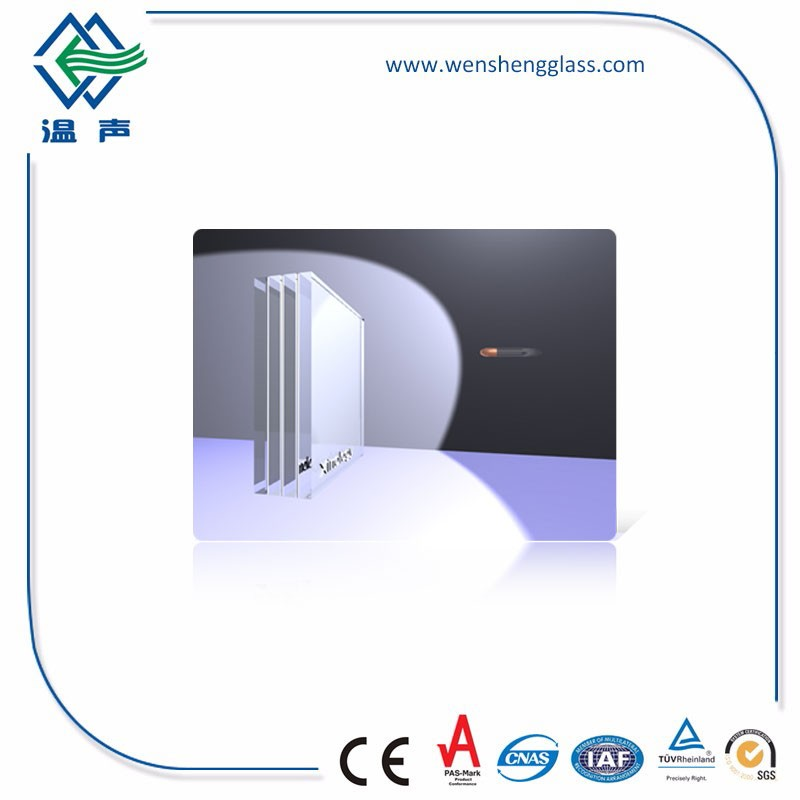 Pvb Interlayer Bullet Proof Glass