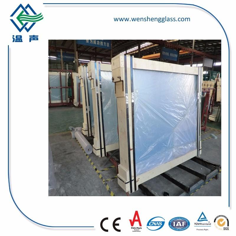 Blue Solar Glass