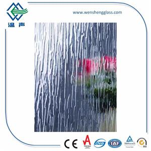 Rain-B Pattern Glass