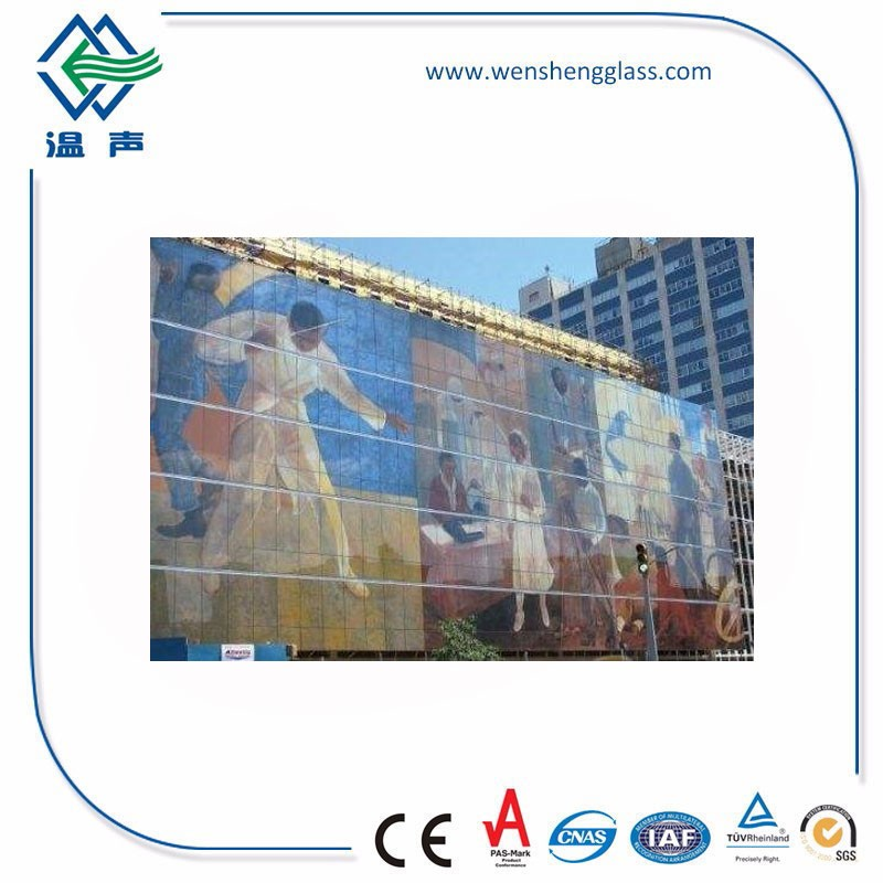 Flora Pattern Glass Manufacturers, Flora Pattern Glass Factory, Flora Pattern Glass