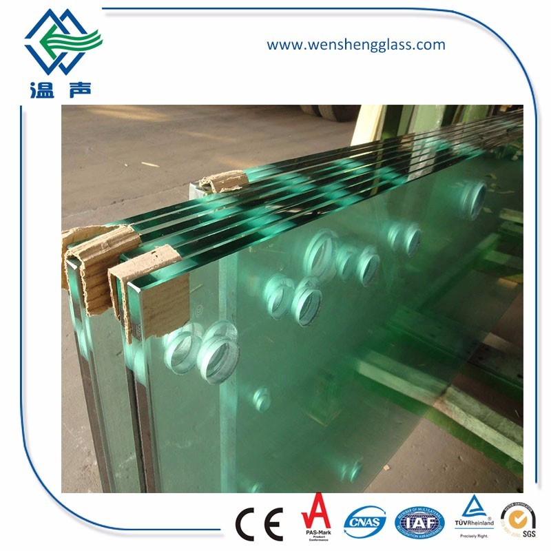 12mm Tempered Glass